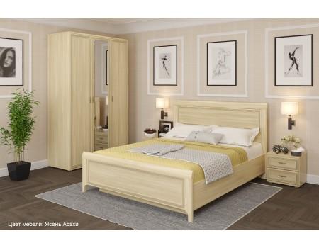 Спальня Карина - композиция 2, цвет Ясень Асахи