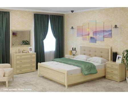 Спальня Карина - композиция 5, цвет Ясень Асахи