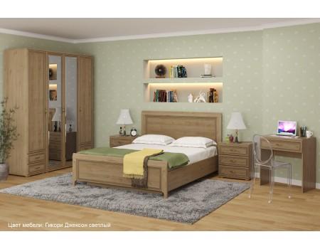 Спальня Карина - композиция 6, цвет Гикори Джексон светлый