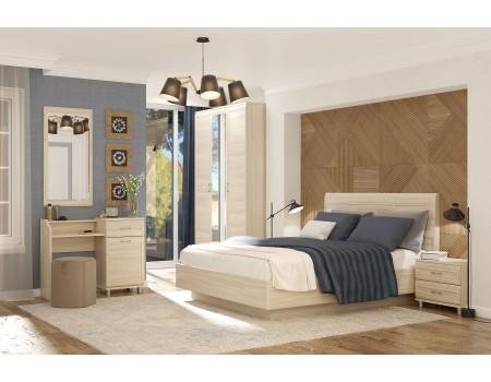 Спальня Мелисса - композиция 2, цвет Ясень Асахи