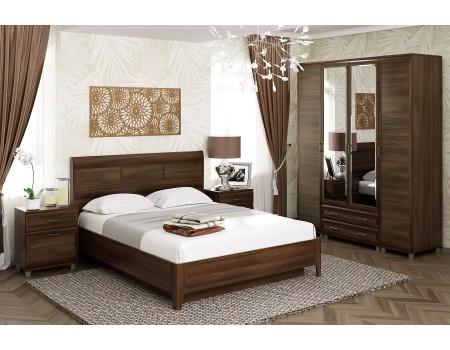 Спальня Мелисса - композиция 5, цвет Акация Молдау