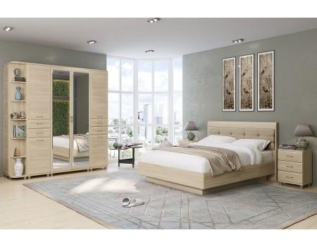 Спальня Мелисса - композиция 6, цвет Ясень Асахи