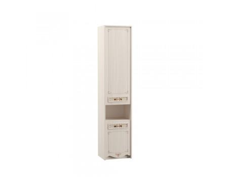 Шкаф комбинированный Флоренция 13.05, цвет: Ясень Анкор светлый / Фотопечать