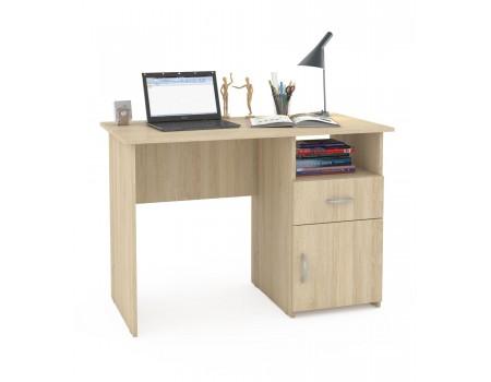 Стол письменный СК 11, цвет: Дуб Сонома