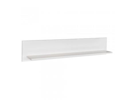 Полка Бэль 10.107, цвет: Белый премиум