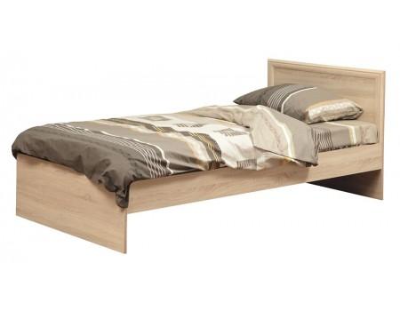Кровать Фриз 21.55, цвет: Дуб Сонома