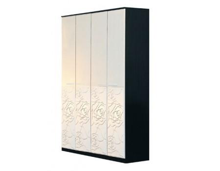 Шкаф для одежды Розалия 06.39, цвет Венге/Золотой ясень