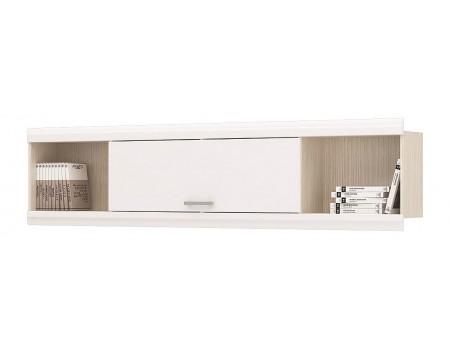 Надстройка для одноярусной кровати Симба, цвет: Дуб Белфорт / Белый глянец