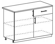 Модули для кухни Модена