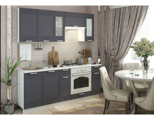 Кухня Кремона - композиция 9, цвет: Муссон
