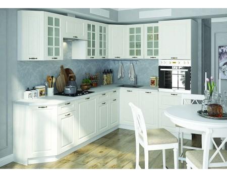 Кухня Мария - композиция 12, цвет: Крем