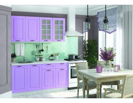 Кухня Мария - композиция 3, цвет: Сирень