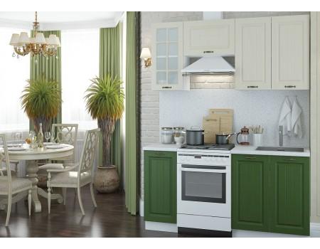 Кухня Мария - композиция 5, цвет: Прованс / Крем