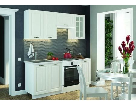 Кухня Мария - композиция 7, цвет: Крем