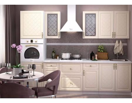 Кухня Модена - композиция 2, цвет: Дуб Ваниль