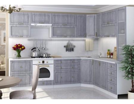 Кухня Юлия - композиция 1, цвет: Сандал серый