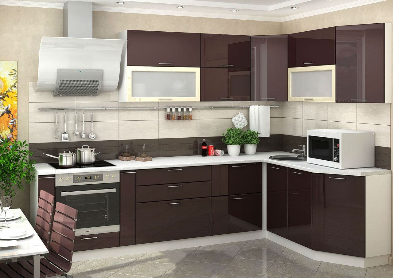доставку кухни фото дизайн фотографии готовых кухонь цвета обои